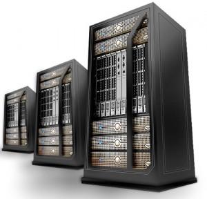 Server Hosting Rack
